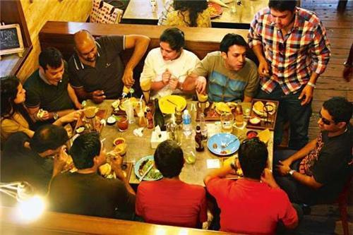 Cuisine in Bangalore