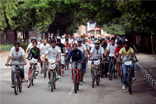 Cycling in Bengaluru