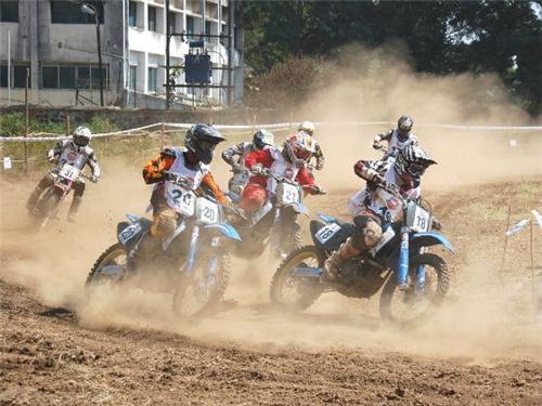 Dirt Biking in Bangalore