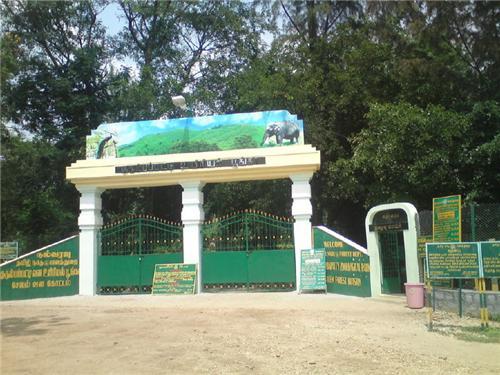 Karuvampatti Zoological Park