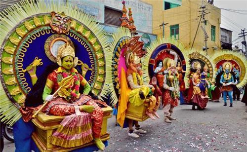 Festivals in Salem