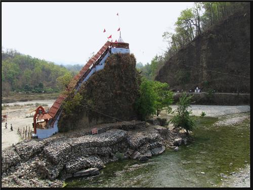 Tourist Spots in Ramnagar