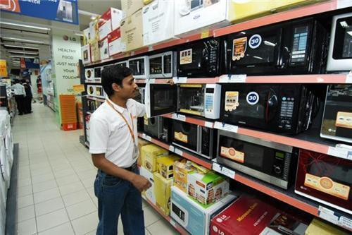 Electronics Appliances Shops in Dewas