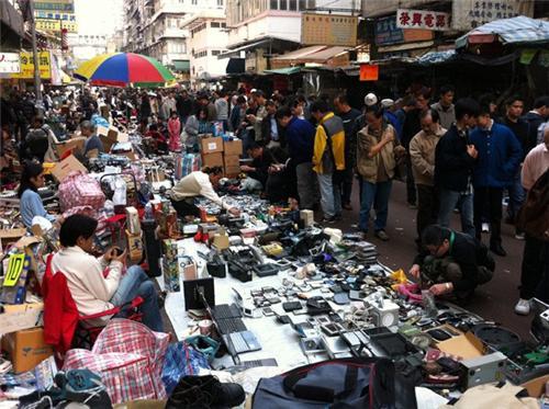 Facilities at Hong Kong Market in Siliguri