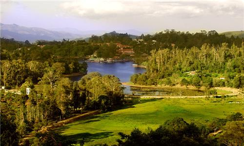 How to reach Kodaikanal from Bangalore