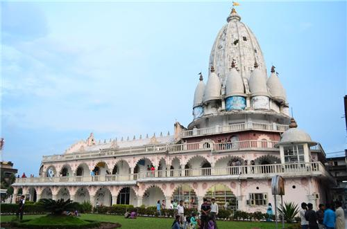 ISKCON Temple in Siliguri