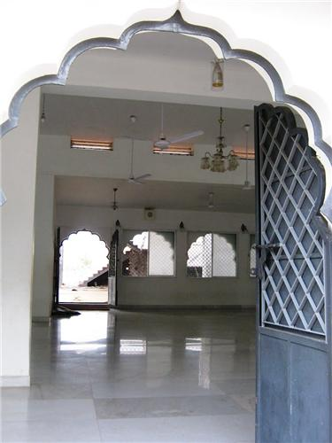 Architecture of Jama Masjid, Salem