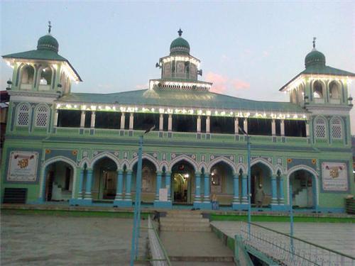 Jama Masjid, Salem