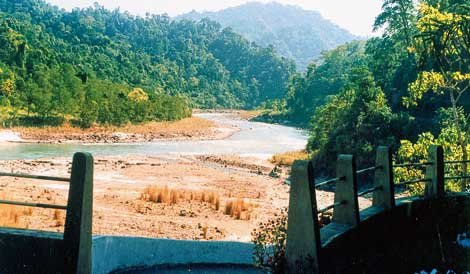 One day trip from Siliguri