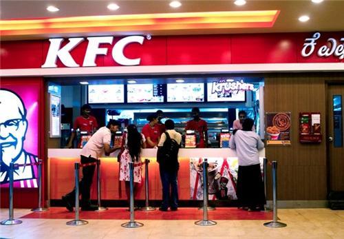 KFC in Bangalore