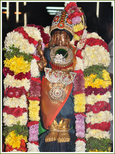 Arulmigi Alagirinathar Temple, Salem