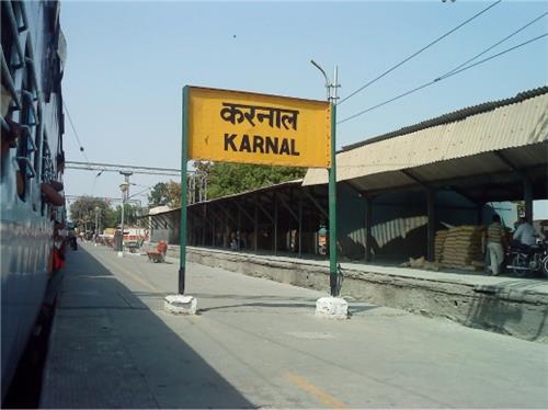 Transport in Karnal