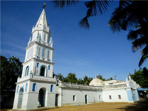 Churches in Trichy