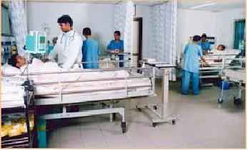 Healthcare Facilities in Ernakulam