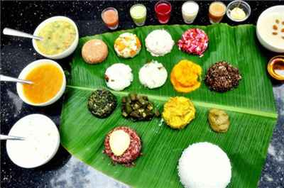 Cuisine of Bangalore