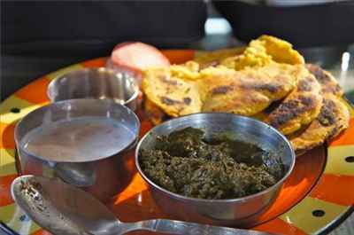 Food in Thanesar