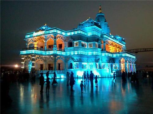 Prem Mandir Timings