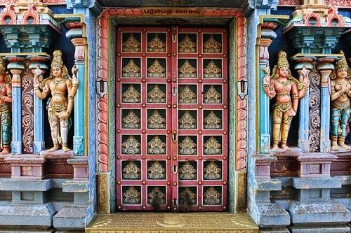 Srirangam Swarga Vasal