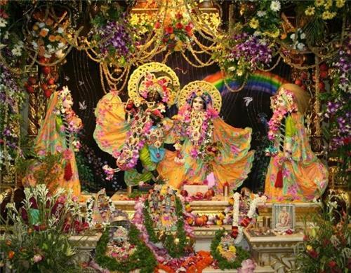 Radhashtami Celebrations in Vrindavan