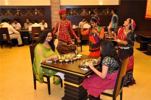 Rajdhani Restaurant in Bangalore