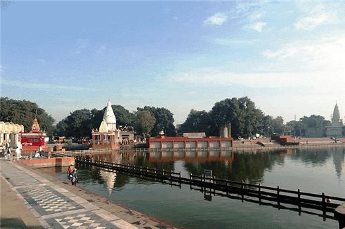 Sannihit Sarovar in Thanesar