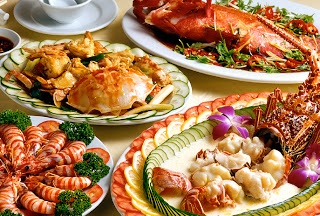 Sea Food Restaurants in Bangalore