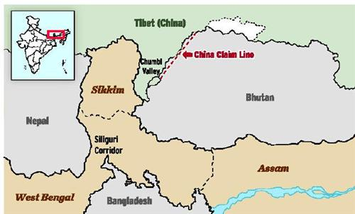 Geography of Siliguri