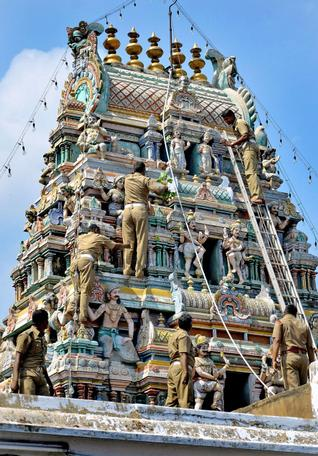 Sugavaneswarar Temple, Salem