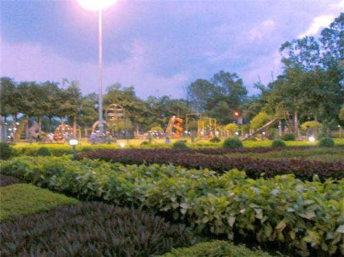 Parks and Gardens in Siliguri