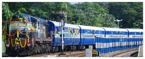 Trains from Bangalore