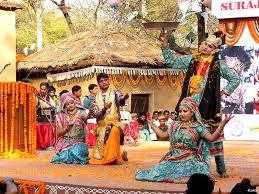 Dance and dramas at holi