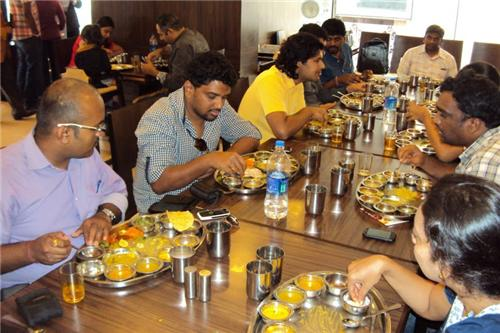 Veg Restaurants in Bangalore