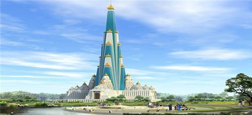 Vrindavan Chandrodaya Temple