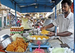 Trichy Burma Food Stall