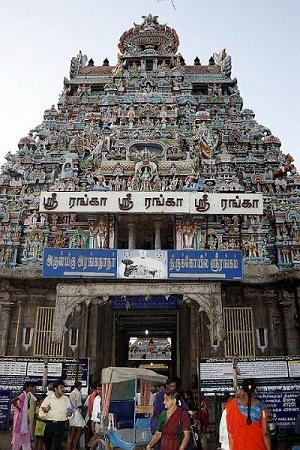 Ranga Ranga Gopuram in Srirangam