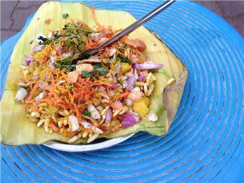 Coimbatore Roadside Food