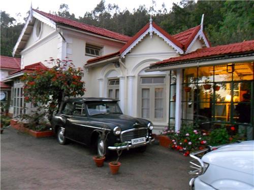 Top Hill Resorts around Coimbatore