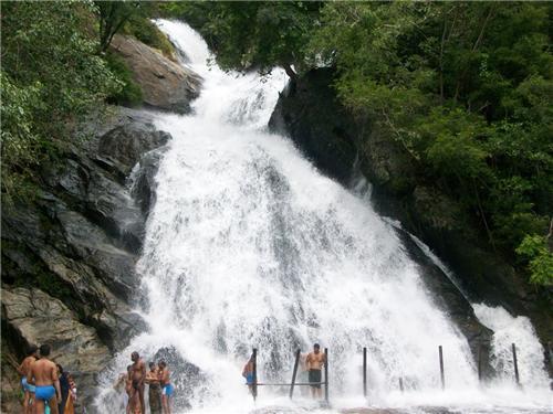 Monkey Falls near Coimbatore