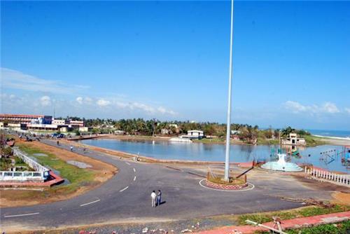 Silver Beach in Cuddalore