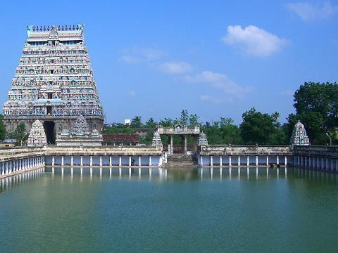 Temples around Cuddalore