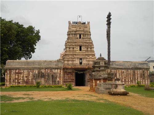 Temples in Kadapa