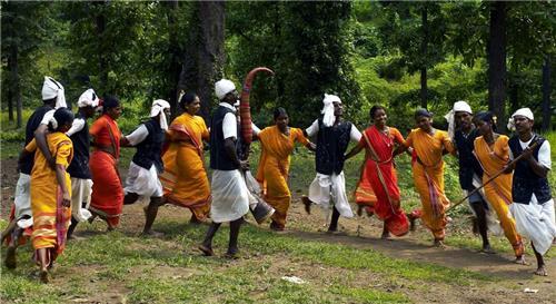 Dance forms of Dadra and Nagar Haveli