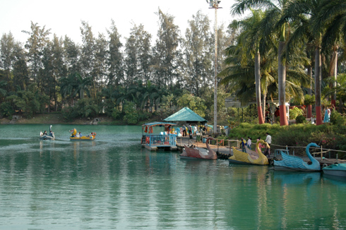 Tourist spots in Daman