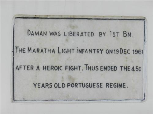 Modern history of Daman