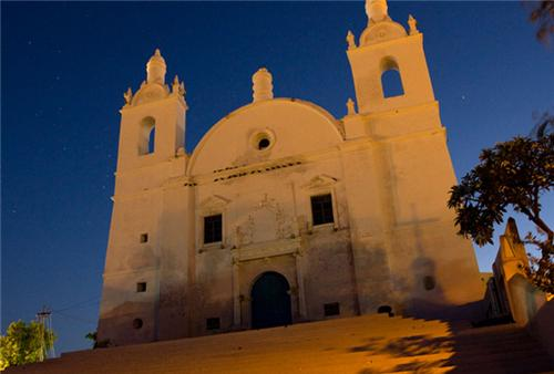 Churches in Diu