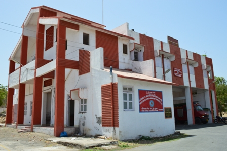 Fire Station in Diu