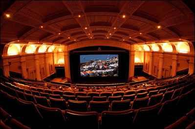 Cinema Hall in Diu