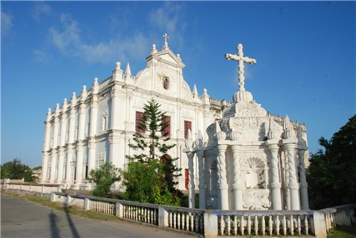 Religious Places in Diu