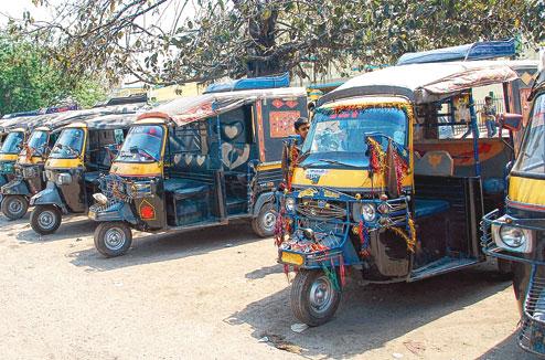 Local Transportation in Darbhanga