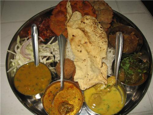 Food in Darbhanga